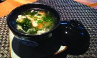 Gamberi, surimi, alghe